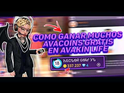 AVAKIN LIFE || COMO TENER MUCHOS AVACOINS || FUNCIONA 100 % REAL  || HÉCTOR GOLD