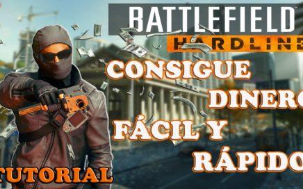 Battlefield Hardline | Tutorial | Conseguir dinero FÁCIL Y RÁPIDO