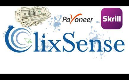 Clixsense 2019 Registrate gana dinero con encuestas