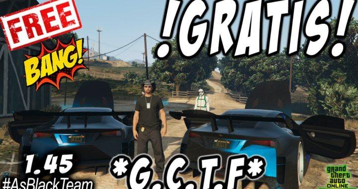 "*COCHES GRATIS* - ""FREE CARS"" - G.C.T.F - GTA V - DAR o REGALAR COCHES a AMIGOS - (PS4 - XBOX One)"