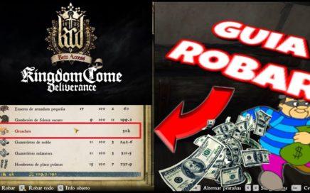 Como Conseguir Dinero Rapido y Facil en Kingdom Come: Deliverance