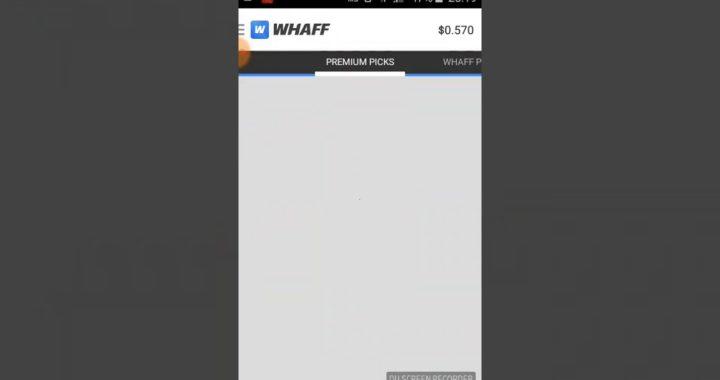 Como ganar dinero con WHAFF|Ganar dinero por internet