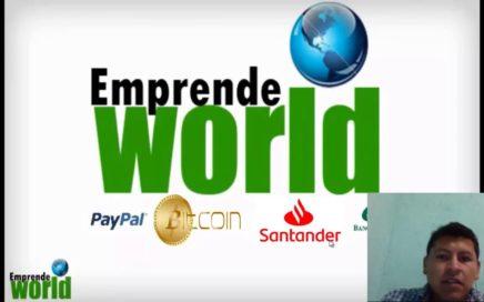 Como Ganar Dinero Desde Casa [EMPRENDE WORLD ESPAÑOL] , de $2 a $12 diarios