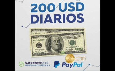 Como Ganar Dinero Desde Cualquier Parte Del Mundo Tutorial Con PayPal 2019 EmprendeWorld