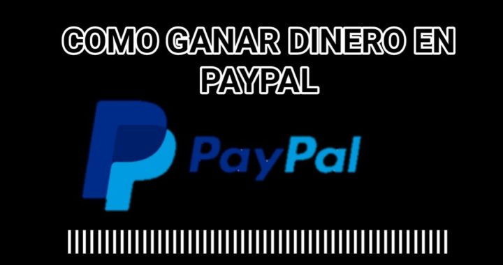 Como ganar dinero en paypal facilmente y comprar en fortnite, steam...etc