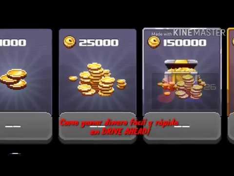 Como ganar dinero fácil y rápido en DRIVE AHEAD!