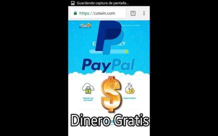 Como Ganar Dinero Gratis Para PayPal Facil y sencillo - desde Android | XWinDroidX