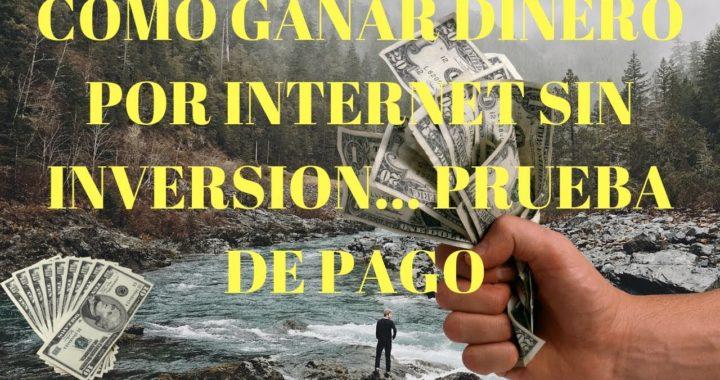 COMO GANAR DINERO PARA PAYPAL // PRUEBA DE PAGO SUPERVANK