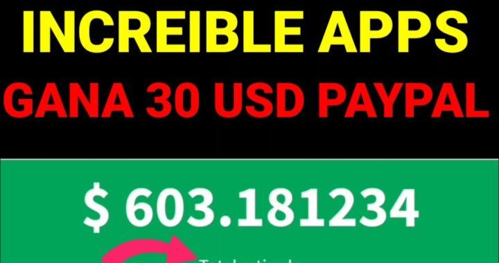 Como ganar dinero por caminar sin invertir nada PayPal