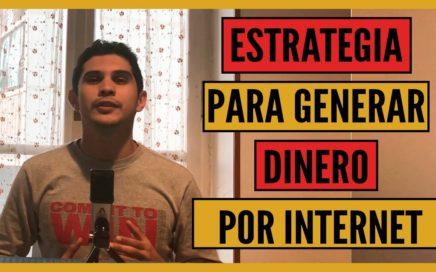 CÓMO GANAR DINERO POR INTERNET 2018 COMPROBADO