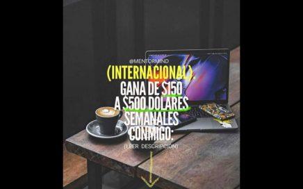 """""""Como Ganar Dinero Por Internet"""" [Ganar Dinero Por Internet] $300 Por Dia!"""