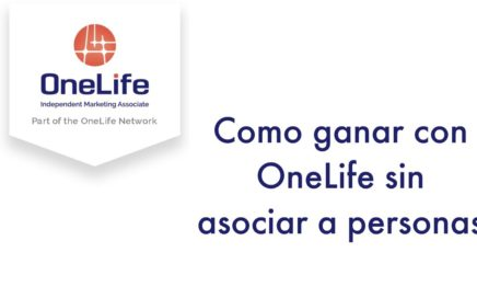 Como Ganar Dinero Sin Asociar a Personas a la Red, beneficios en OneLife OneCoin
