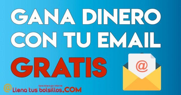 Como generar ingresos gratis en Consupermiso | Gana dinero con tu email