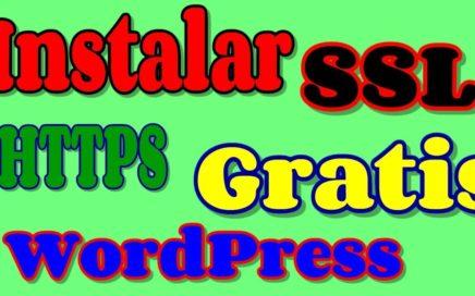 Cómo Instalar Certificado SSL y activar HTTPS en cPanel Wordpress GRATIS en 2 Minutos
