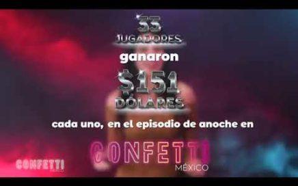 CONFETTI MEXICO - Mira como ganar dinero facil.