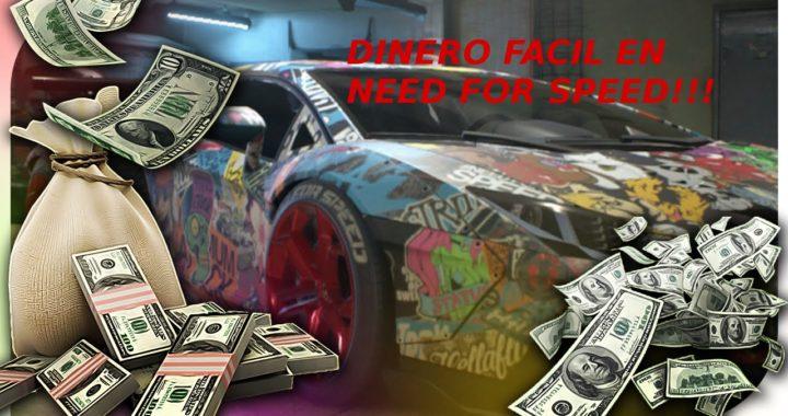 Conseguir Dinero Fácil en Need For Speed 2016