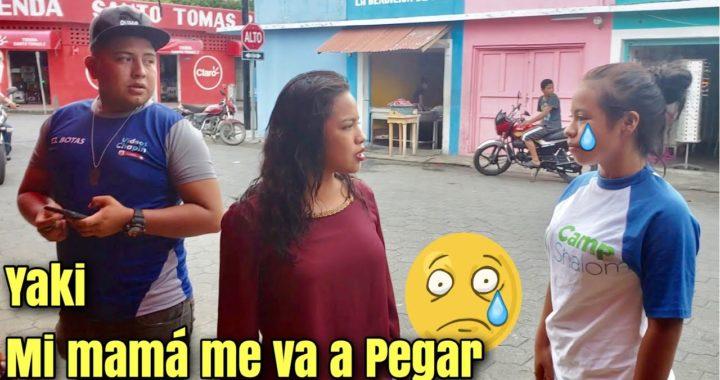 Danielita Pierde Su Cartera y su Dinero Al volver a Casa