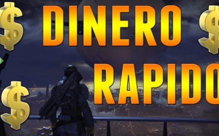 Destiny [GUIA] - Como conseguir dinero Rápido en Destiny en Español - Sin Glitches ni Trucos!