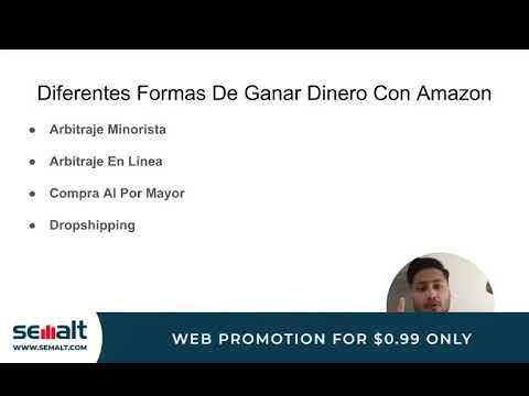 Diferentes Formas de Ganar Dinero Con Amazon ??? Las 7 Formas de PROSPERAR Con Amazon e...  - Semalt