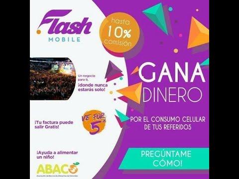 Dinero Extra con Flash Mobile-Colombia
