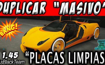 "*DUPLICAR CUALQUIER COCHE SUPERFACIL* - GTA V - SESION INVITACION - PLACAS LIMPIAS - ""MASIVO"""