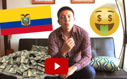 ¿Es posible ganar dinero con Youtube en Ecuador?