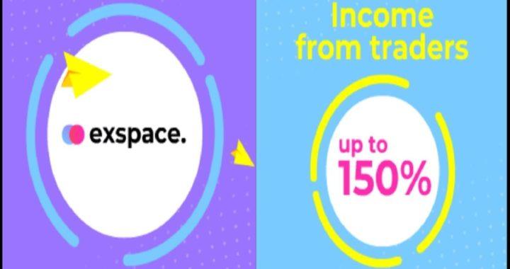 EXSPACE-PRO TRADING - NUEVA PÁGINA FIABLE PARA INVERTIR - PAGA 150%