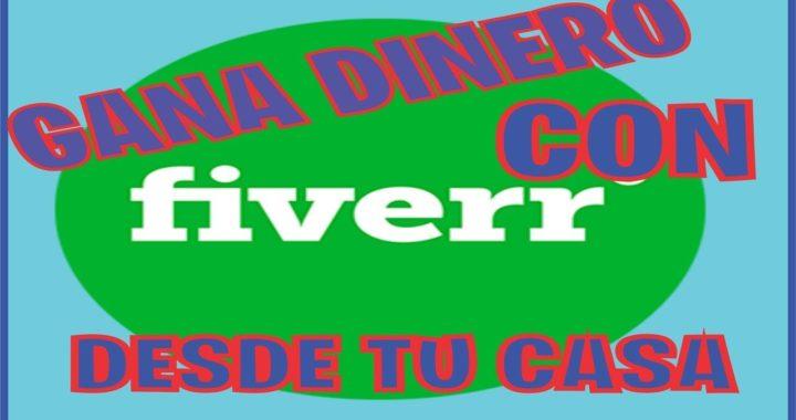 Fiverr - Gana dinero desde casa ( Clase Completa 2018 )