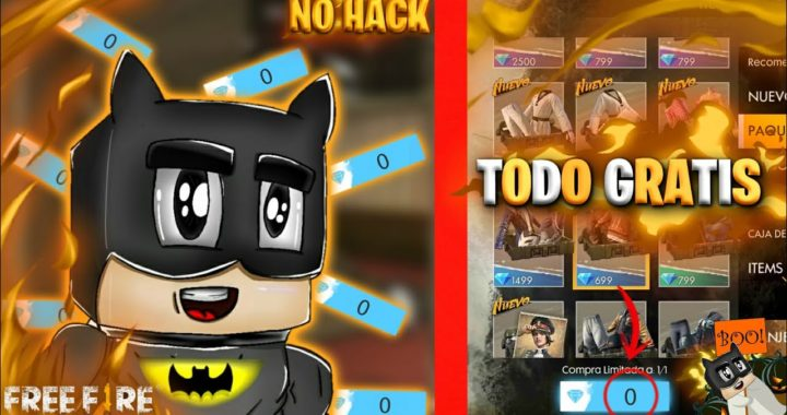 Free Fire (Truco/No Hack) Todo Gratis [v1.23.2] (Multiplayer/Online) (2018)