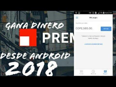 Gana dinero desde tu Android!!!!