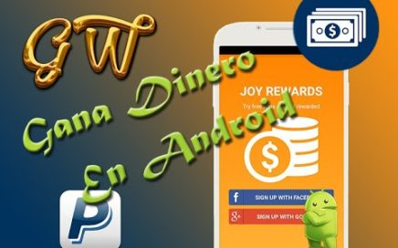 Gana Dinero En Android | Joy Rewards | Marzo 2016
