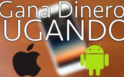 Gana dinero Jugando con tu Android o iOS |AppMan