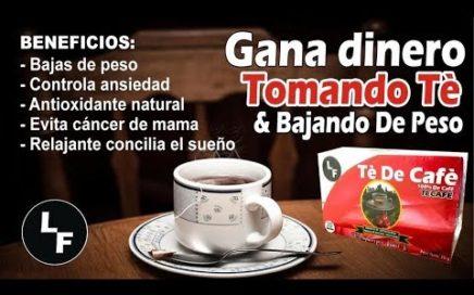 Gana Dinero Tomando Tè & Bajando De Peso En Automatico