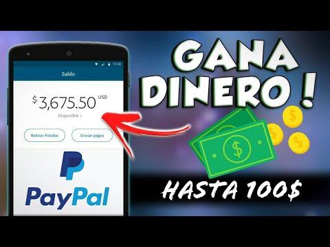 GANA HASTA 100$ CON USAR ESTA APLICACION / COMO GANAR DINERO EN ANDROID 2018