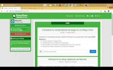 GANAR 10 US DIARIO DINERO POR INTERNET  CERO INVERSION
