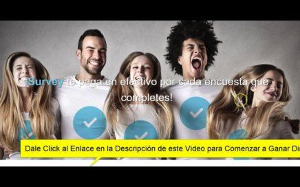 Ganar Dinero con Encuestas Pagadas en Argentina - Gana con Paypal