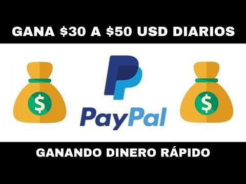 Ganar Dinero DIARIO Para Paypal   Ganar Dinero Con Paypal 2019