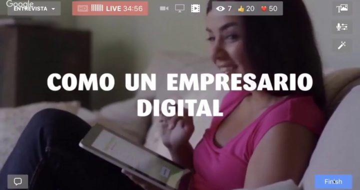 Ganar Mucho Dinero como Empresario Digital