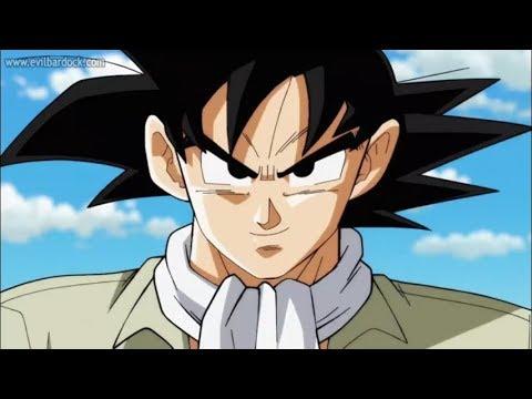 Goku gana dinero y lo intentan asaltar (HD)