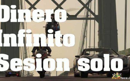 GTA Online - Trucos: Conseguir Dinero Infinito Solo en una Partida (Glitch/Bug)