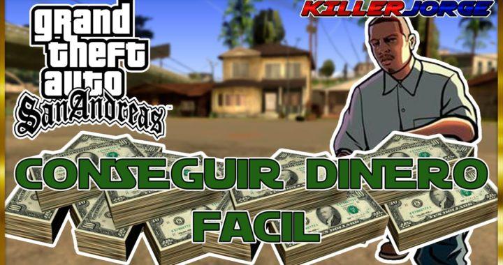 """GTA San Andreas: Como conseguir dinero fácil (SIN MODS, NI TRUCOS) """"LOQUENDO"""""""