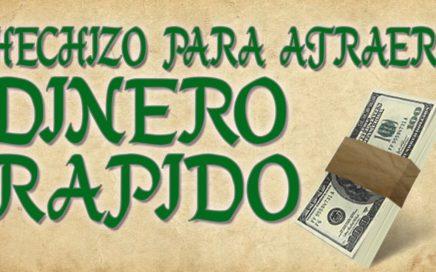 Hechizo para Atraer Dinero Rápido