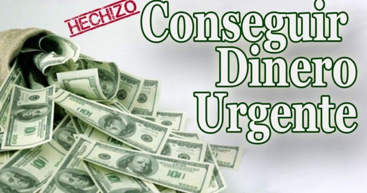 Hechizo para conseguir Dinero Urgente