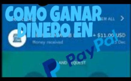 La mejor aplicación para conseguir dinero en PayPal