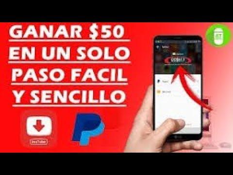 !La Mejor App De Android¡ Para Ganar Dinero Rapido Por PayPal