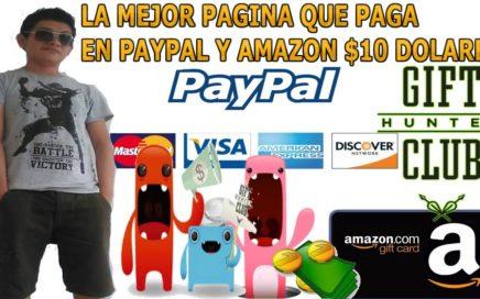 La mejor pagina que paga en paypal/ Gana $10 dolares - Truco para tener mas encuestas 2018