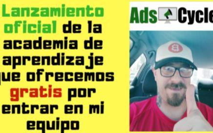 Lanzamiento Oficial 'ACADEMIA LATINOS EN INTERNET'