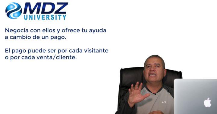 Marketing de afiliado - como ganar dinero por internet rapido y facil.