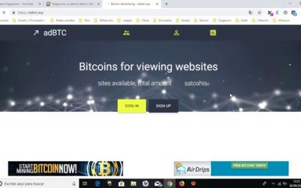 Mejores páginas para ganar  BITCOINS GRATIS  Octubre 2018. Bitcoins gratis 2018