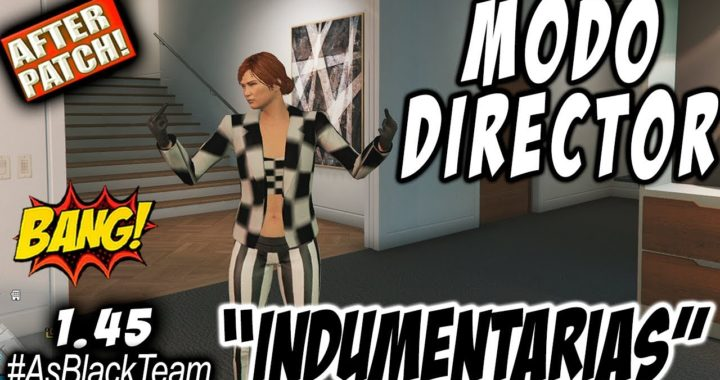 """NEW - NUEVO"" - AFTER PATCH - INDUMENTARIAS ""HACKER"" - GTA V - JOGGERS COLORES - MODO DIRECTOR"